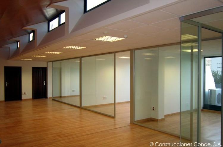Reforma y acondicionamiento de Oficinas