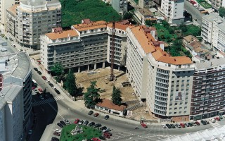 171 viviendas – 6 Bloques c/Manuel de Castro – Vigo