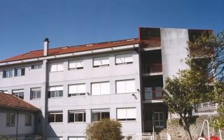 Ampliación Colegio Padre Míguez – Vigo
