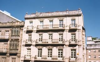 Rehabilitación y Adición Planta Edificio c/Colón – Vigo