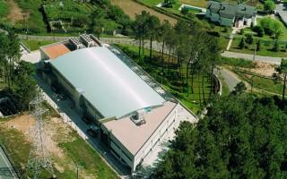Reforma Nave Industrial Comunitel – Vigo