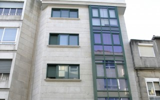 Edificio 4 plantas c/Brasil – Vigo