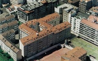 Urbanización y Edificio c/García Barbón – Vigo