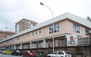 Edificio Aulas Taller San Rafael – Vigo