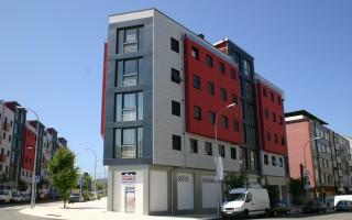 Edificio 61 Viviendas Unidad Actuación, 12 – Pontevedra