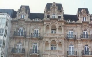 Rehabilitación Edificio c/Puerta del Sol – Vigo
