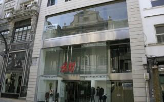 Centro Comercial H&M c/Principe – Vigo