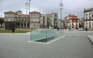 Const. de Aparcamiento Subterráneo – Pontevedra