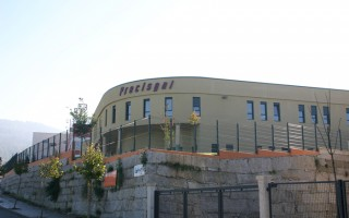 Nave Industrial para Taller y Oficinas Precisgal – Vigo