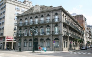 Rehabilitacion Rectorado Universidade de Vigo