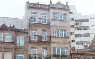 Rehabilitación Edificio C/Ronda Don Bosco – Vigo