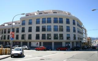 Edificio 30 Viviendas Barrio San Xoán – Pontevedra