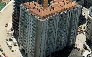 Edificio 61 Viviendas c/ Caleira – Vigo