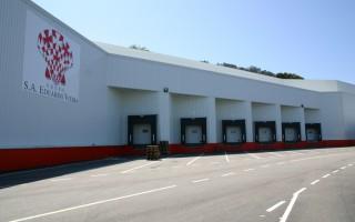 Factoría de Vieirasa en Rande – Pontevedra