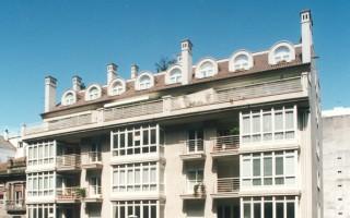 Edificio 26 viviendas c/García Barbón – Vigo