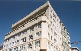 Edificio Viviendas c/Maria Berdiales – Vigo